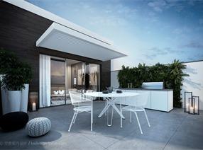 家裝設計-臨安別墅