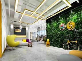 AM设计|AM雷雨明|AM办公空间设计|AM传媒大学凤凰学院办公设计