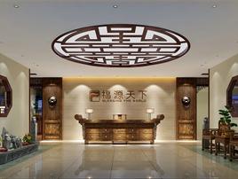 AM设计 AM雷雨明 AM办公空间设计 AM办公楼设计 AM北京福源天下医药办公设计