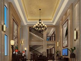 中式别墅设计·广州自建别墅