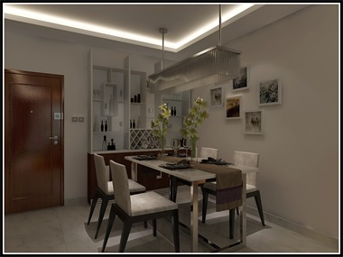 """简约风格设计就是本着""""生活品位,空间质量""""前提,倡"""