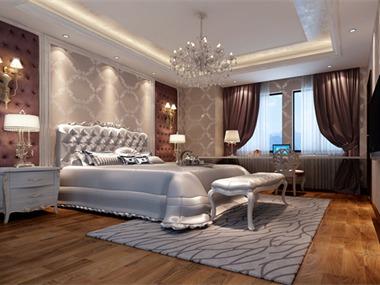 欧式风格强调以华丽的装饰、浓烈的色彩、精美的造型达