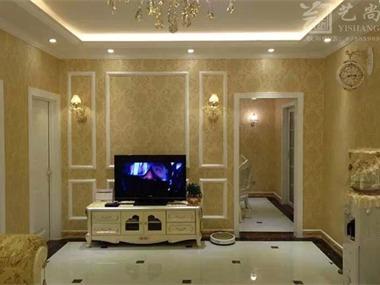 【工程地址】:巴黎豪庭【设计公司】:艺尚空间设计