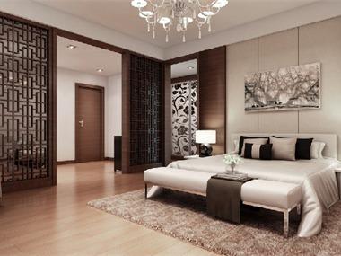 中式风格的室内设计古朴典雅,能反应出强烈的民族文化
