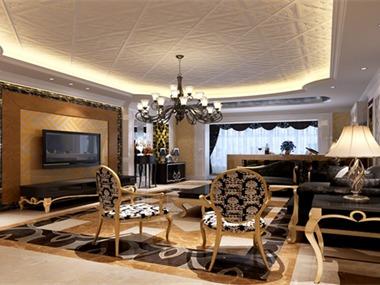250平其他风格家装案例图客厅