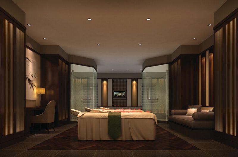 度假酒店设计案例