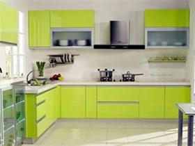 整体橱柜选择哪个颜色好?