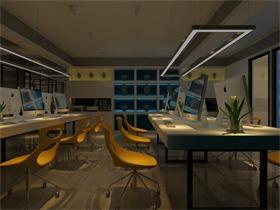 沈阳卓信装饰工程有限公司总部办公室设计