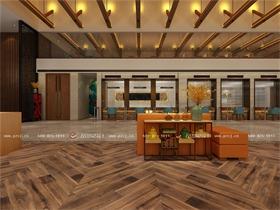 内蒙古银行室内设计体味深入人心的艺术节操