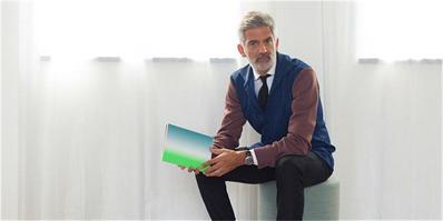 阿尔弗雷多·海博林:设计要保持少年的心态