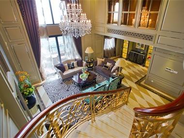 其它客廳樓梯實景圖