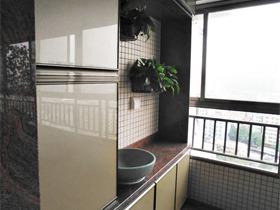 美式露台橱柜实景图