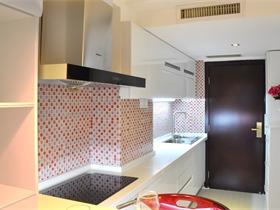 现代厨房其它实景图