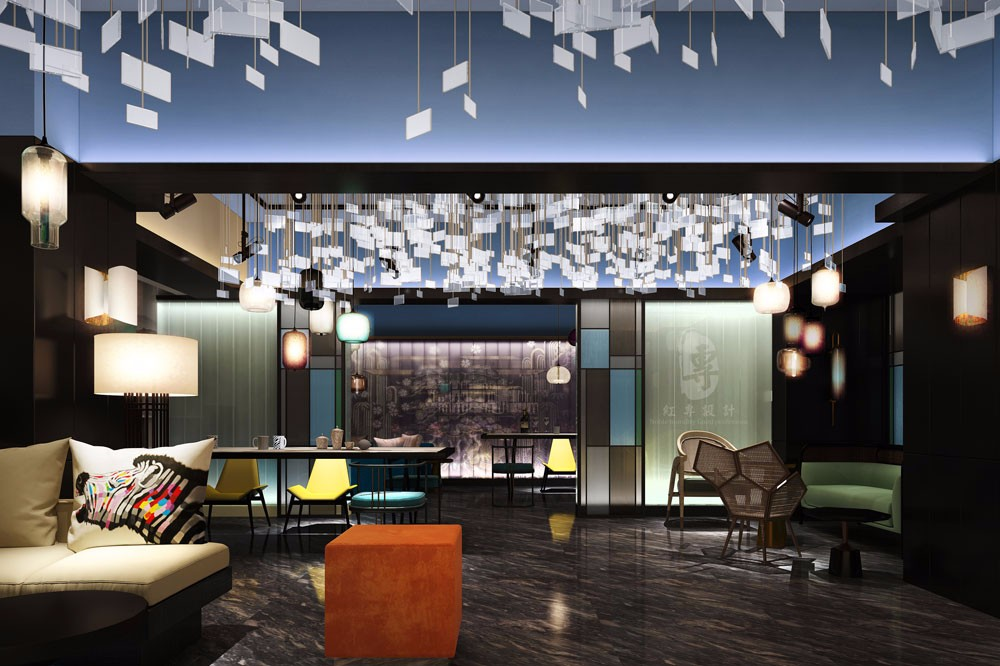 芜湖专业酒店设计-红专设计|动感生活酒店