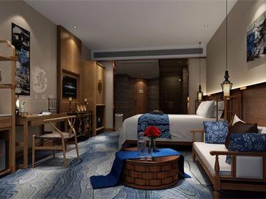 苏州专业酒店设计-红专设计|花红别样精品酒店