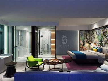 苏州专业酒店设计公司-红专设计|轻居精品酒店