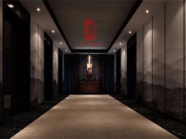 泰州专业酒店设计-红专设计|静庐精品酒店
