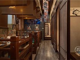 北京市朝阳百子园B区会所17号楼居酒屋——浮世绘