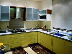 厨房设计中的那些亮点,让居家更有味道