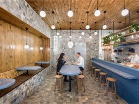 一家日式风格的海鲜料理餐厅 Smallfry Seafood