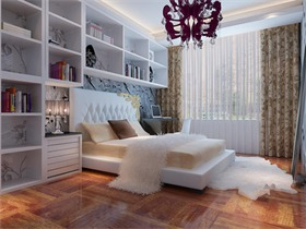卧室色彩原则 让你搭配出不同感觉