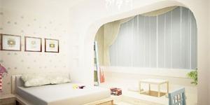 不同风格的飘窗,让家居别有风韵