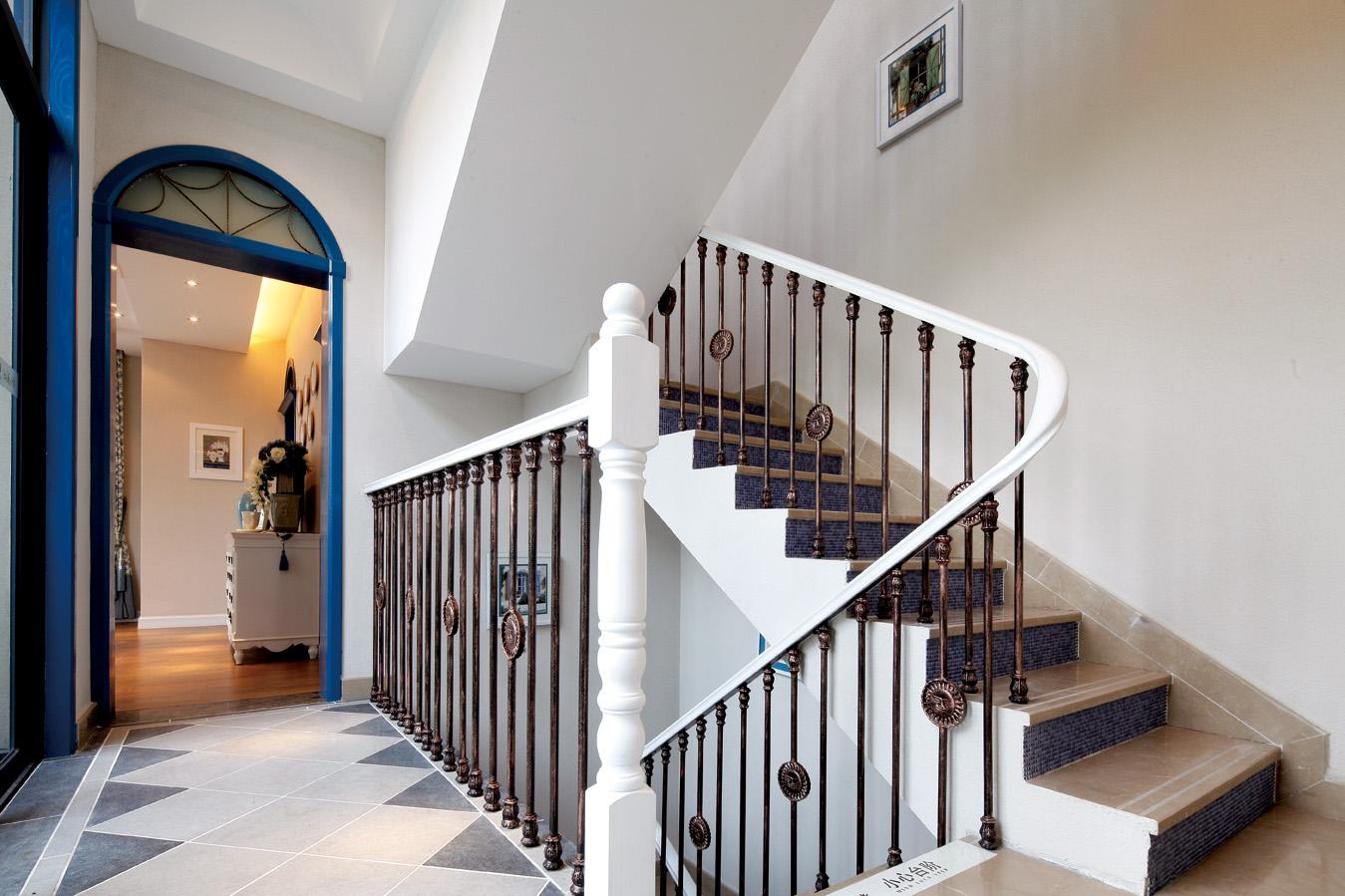 香山美墅楼梯