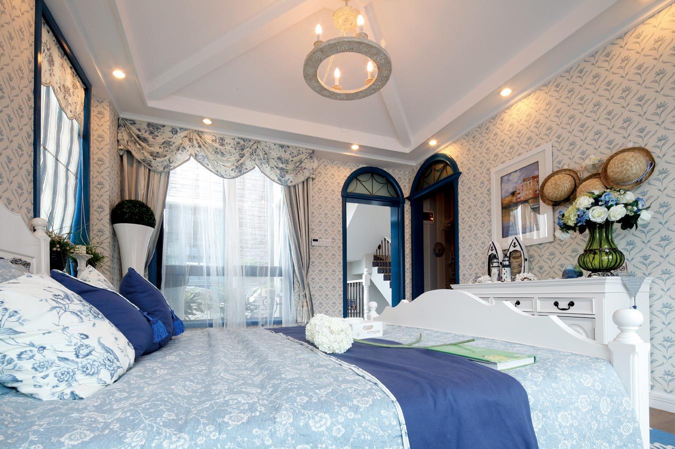 香山美墅卧室