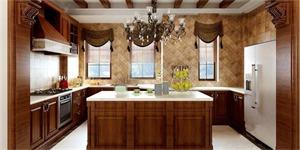 美式乡村风格厨房设计5大要素