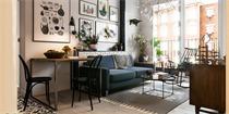 越南60平斯堪的纳维亚风格公寓设计 多元素渲染让每一处都精彩