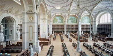 前法国国家图书馆第一阶段翻新已完成 重新焕发出了新活力