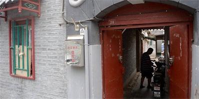 北京奇葩过道学区房不能住却要价150万 现有望被遏制