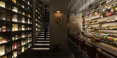 """杭州Mill 7酒吧 暗藏无数机关的""""有趣""""酒吧"""