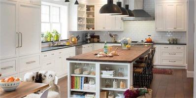 厨房如何布局 厨房装修的常见问题及解决方法