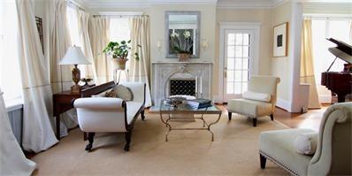 如何装饰客厅?没有电视机的客厅又该怎么设计呢