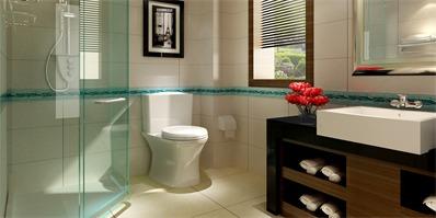 小户型卫生间怎么装修?今天就教你几招实用的卫生间装修方法