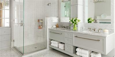 卫生间干湿分离不能一概而论 各种户型的卫生间干湿分离攻略