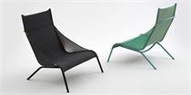 全球首款3D针织椅亮相米兰家具展