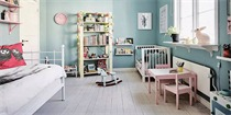 儿童房设计与装修 给孩子一个温暖有趣的小世界