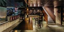位于深圳的Le Poulet法式餐吧|栋栖设计