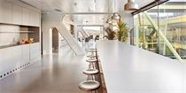 ThoughtWorks巴塞罗那新总部,灵活又惬意的办公场所