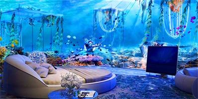 迪拜斥巨资复制威尼斯!打造世界上第一个五星级漂浮酒店