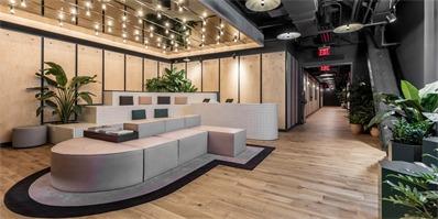 这个做联合办公空间的公司WeWork在纽约开了家健身馆