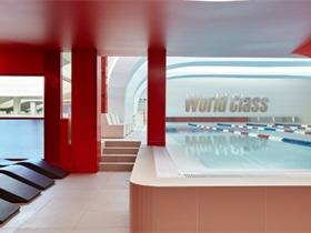 world class健身中心设计比赛 VOX脱颖而出