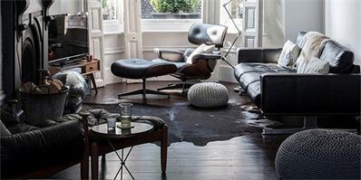 这处家具设计师的家,凝固在维多利亚时代