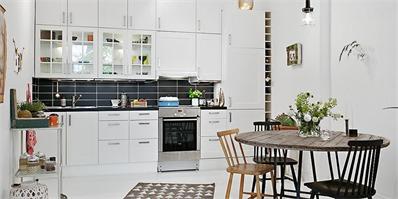 厨房收纳遵守3大原则 保证让你有个干净整洁的厨房