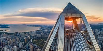 118层,超600米高,这就是中国平安大厦!