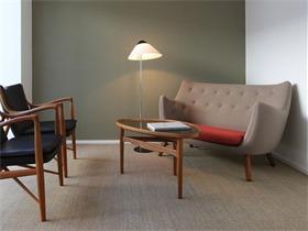 当我们谈起北欧风,必定会提起这个家具设计匠人