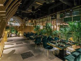 苏州润 SEASON 椰子鸡火锅店设计,香气四溢的热带小屋