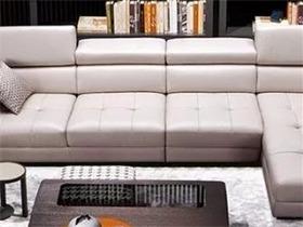 真皮沙发,买错了款式还是放错了搭配?